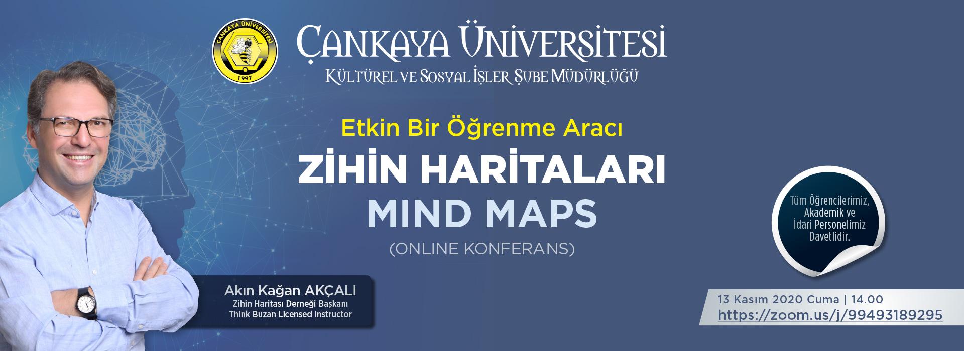 Etkin Bir Öğrenme Aracı: Zihin Haritaları (Mind Maps)